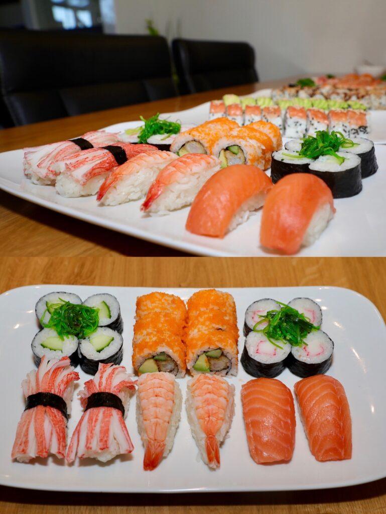 Sushi Box A De Gouden Muur Rheden